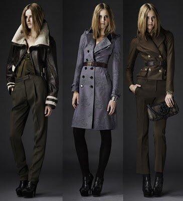 Женская мода 2012
