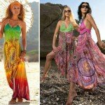 Модные летние платья и сарафаны