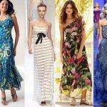 Летние платья и сарафаны Фото