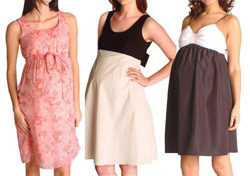 Как выбрать одежду для беременных?