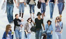 Что носить с джинсами?